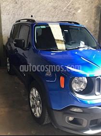 Jeep Renegade Sport Aut Plus usado (2018) color Azul precio $1.100.000