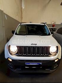 Foto venta Auto usado Jeep Renegade Sport Aut (2017) color Blanco precio $850.000