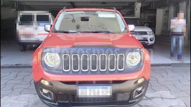 Foto venta Auto usado Jeep Renegade Sport Aut (2017) color Rojo precio $710.000
