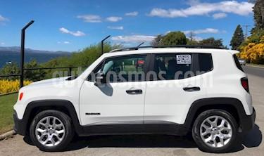 Foto venta Auto Usado Jeep Renegade Sport Plus Aut (2018) color Blanco Alpine precio $710.000