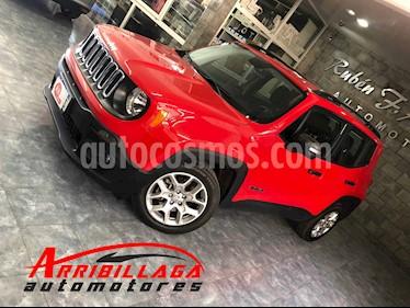 Foto venta Auto Usado Jeep Renegade Sport Plus Aut (2018) color Rojo precio $765.000