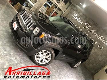 Foto venta Auto Usado Jeep Renegade Sport (2018) color Negro Carbon precio $659.000