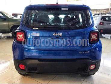 Foto venta Auto usado Jeep Renegade Sport (2019) color Azul precio $802.000