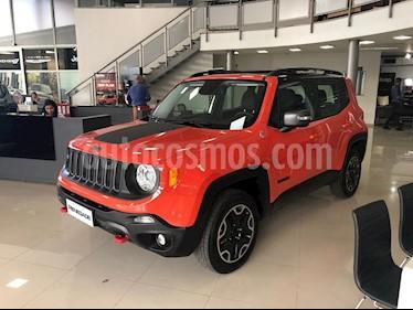 Foto Jeep Renegade Trailhawk 4x4 Aut usado (2018) color Naranja precio $1.891.000