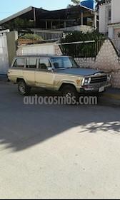 Foto venta carro usado Jeep Wagoneer LTD. 4x4 L6 4.0i (1987) color Gris precio u$s1.200