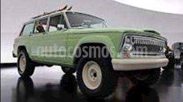 Jeep Wagoneer 4X2 usado (1974) color Verde precio u$s2.500