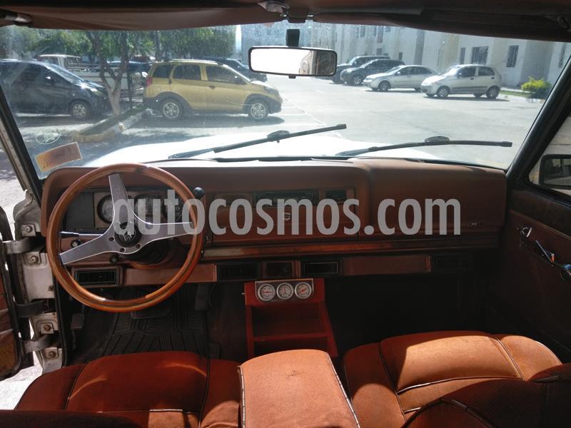 Jeep Wagoneer 4X2 usado (1984) color Gris precio u$s1.500