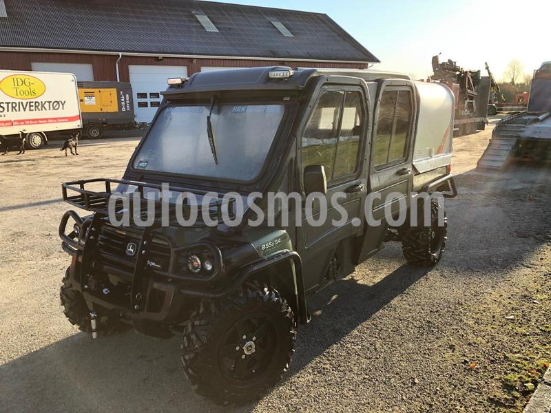 Jeep Wrangler Unlimited  3.6L Rubicon Aut  usado (2017) color Negro precio u$s8,000