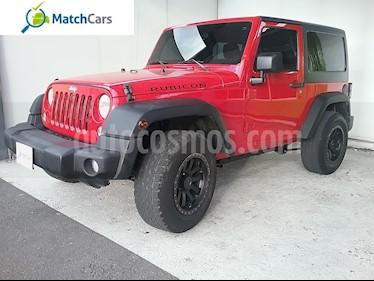 Foto venta Carro usado Jeep Wrangler 3.6L Sport  Aut (2014) color Rojo precio $92.490.000