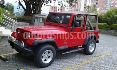 Foto Jeep Wrangler 3.6L Sport  usado (1989) color Rojo Flama precio $20.000.000
