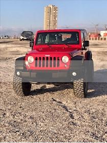 Foto venta Auto usado Jeep Wrangler 3.6L Unlimited Rubicon  (2016) color Rojo precio $24.500.000