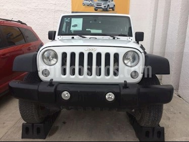 Foto venta Auto usado Jeep Wrangler 4X4 MTX (2014) precio $315,000