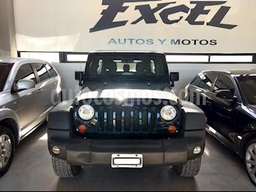 Jeep Wrangler Unlimited usado (2012) color Gris Claro precio $2.250.000