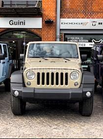 Jeep Wrangler Unlimited Rubicon 4P Aut nuevo color Marron precio u$s109.200