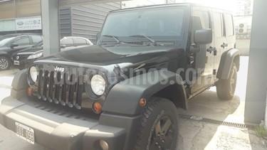 Foto Jeep Wrangler Sport Unlimited Aut usado (2010) color Negro precio $1.195.000