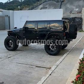 Foto Jeep Wrangler Auto. 4x4 usado (2015) color Negro precio u$s75.000