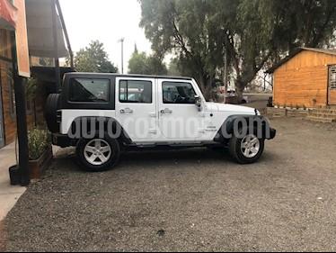 Jeep Wrangler 3.6L Sport  usado (2014) color Blanco precio $17.400.000