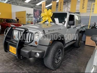 Jeep Wrangler 3.8L Sport usado (2011) color Plata precio $76.000.000