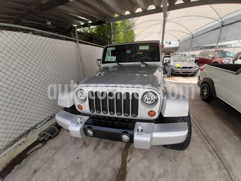 Jeep Wrangler SE Techo Duro usado (2010) color Gris precio $365,000