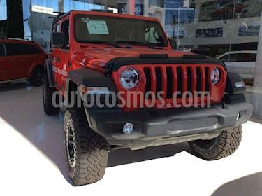 Jeep Wrangler Unlimited Sport 4x4 3.6L Aut usado (2019) color Rojo precio $952,900