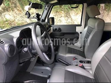 Jeep Wrangler X 4x4 3.8L usado (2009) color Gris precio $285,000