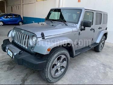 Foto venta Auto usado Jeep Wrangler Rubicon 4x4 3.6L Aut (2018) color Plata precio $599,900