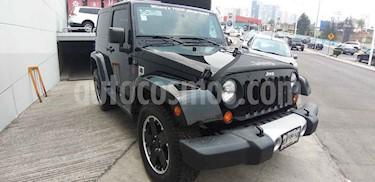 Foto venta Auto usado Jeep Wrangler Rubicon 4x4 3.6L Aut (2012) color Negro precio $369,000