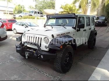 Foto venta Auto Seminuevo Jeep Wrangler Rubicon 4x4 3.6L Aut (2016) color Blanco precio $719,000