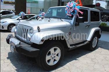 Foto venta Auto usado Jeep Wrangler Rubicon 4x4 3.8L Aut (2011) color Plata precio $390,000