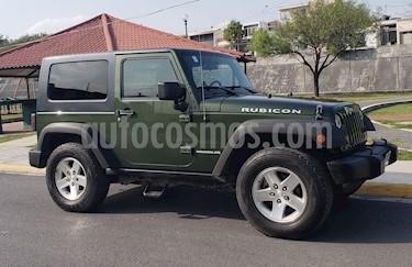 Foto Jeep Wrangler Rubicon 4x4 3.8L Aut usado (2008) color Verde precio $290,000