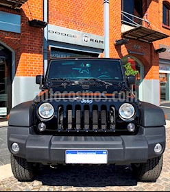 Foto venta Auto usado Jeep Wrangler Sport Aut 2P (2019) color Negro precio u$s49.900