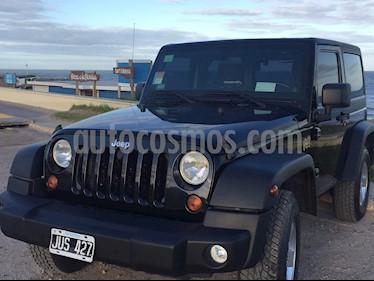 Foto venta Auto usado Jeep Wrangler Sport Aut 2P (2011) color Negro precio u$s22.000