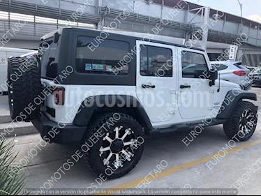 Foto venta Auto usado Jeep Wrangler Sport MTX 4x4 3.6L (2016) color Blanco precio $485,000