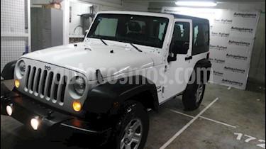 Foto venta Auto usado Jeep Wrangler Sport MTX 4x4 3.6L (2014) color Blanco precio $314,900