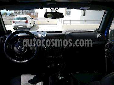 Foto venta Auto usado Jeep Wrangler Unlimited 2.8 Diesel 5P (2015) color Azul precio $23.000.000