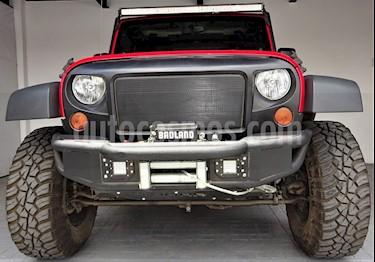 Foto venta Auto usado Jeep Wrangler X 4x4 3.8L (2011) color Rojo precio $369,000