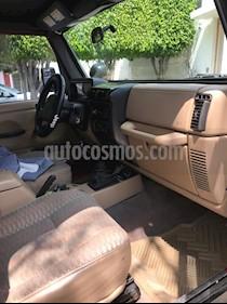 Jeep Wrangler X 4x4 4.0L Techo Duro usado (1999) color Marron precio $180,000