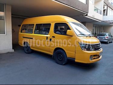 Jinbei Haise Escolar 2.0L TDi 15Pas  usado (2012) color Amarillo precio $4.900.000