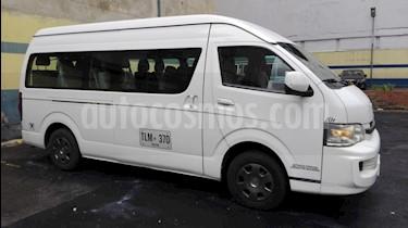 foto Jinbei Minibus 2.4L Die usado (2012) color Blanco precio $50.000.000