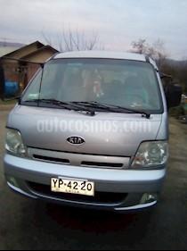 Kia Besta Furgon 2.7L Diesel Cargo Van   usado (2005) color Gris precio $6.900.000