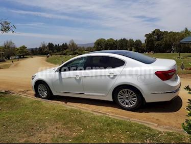 Kia Cadenza EX 3.5L Aut  usado (2014) color Blanco precio $9.980.000