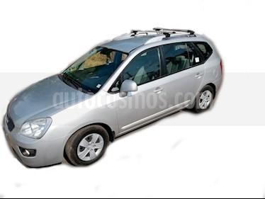 Kia Carens  2.0L LX Ac usado (2013) color Plata precio $7.000.000