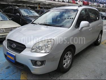 Foto venta Carro usado KIA Carens 2.0L (2008) color Plata precio $25.900.000