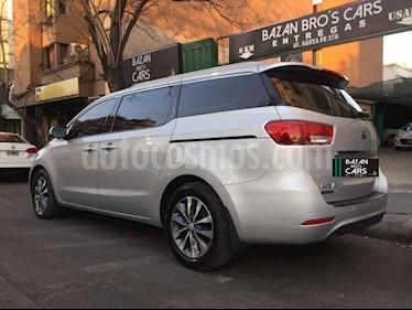 KIA Carnival EX 2.2 CRDi Premium Aut usado (2018) color Gris Claro precio $2.000.000
