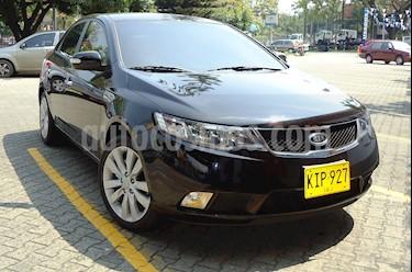 KIA Cerato Forte 1.6L  usado (2011) color Negro precio $29.000.000