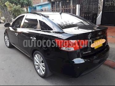 KIA Cerato Forte 1.6L  usado (2013) color Negro precio $33.000.000