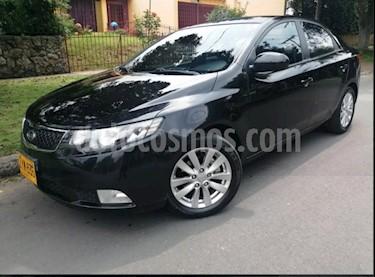 Foto venta Carro usado KIA Cerato Forte 1.6L  (2014) color Negro precio $33.900.000