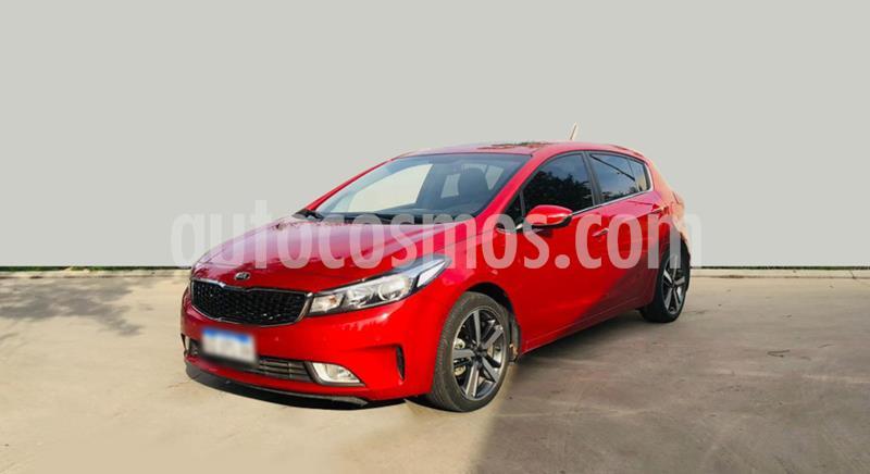KIA Cerato Koup 2.0 ELX 6 Vel usado (2018) color Rojo precio $2.250.000