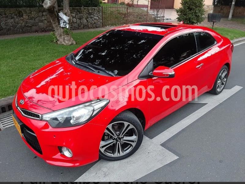KIA Cerato Koup 2.0L Aut usado (2016) color Rojo precio $45.900.000