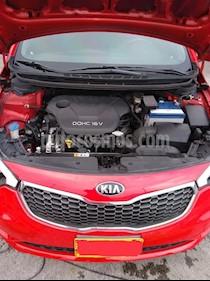 KIA Cerato Pro 1.6L  usado (2014) color Rojo precio $39.990.000